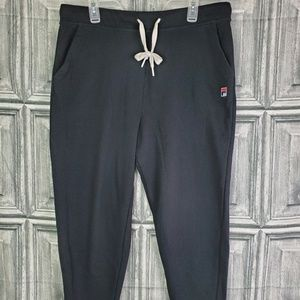 Fila Black Jogger pants XXL